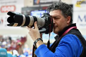 Il fotografo Luca Finessi, Novara.