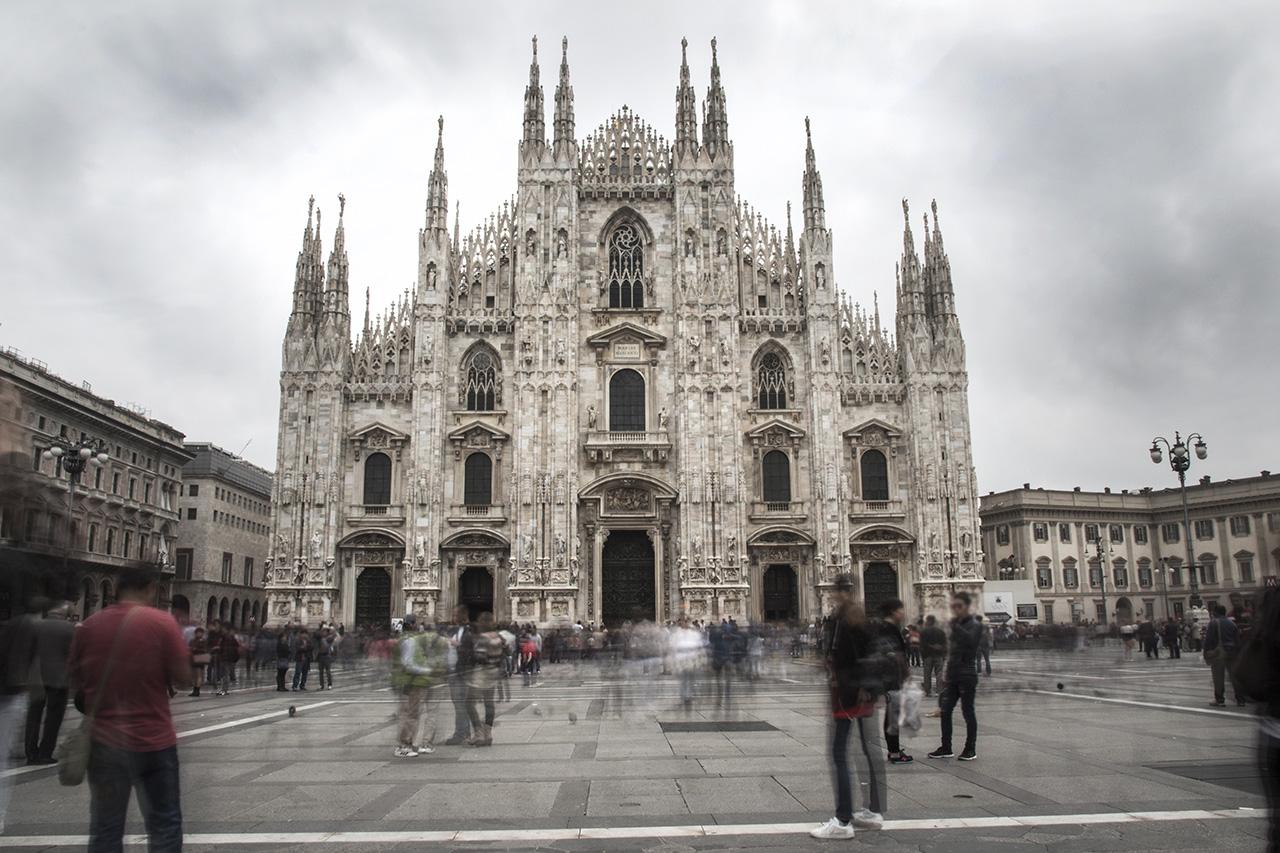 Duomo di Milano. Foto di Luca Finessi.